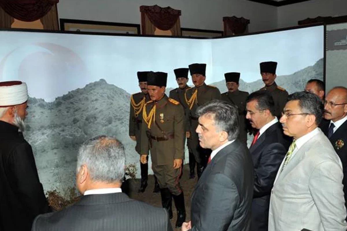 Amasya Saray Düzü Kışlası