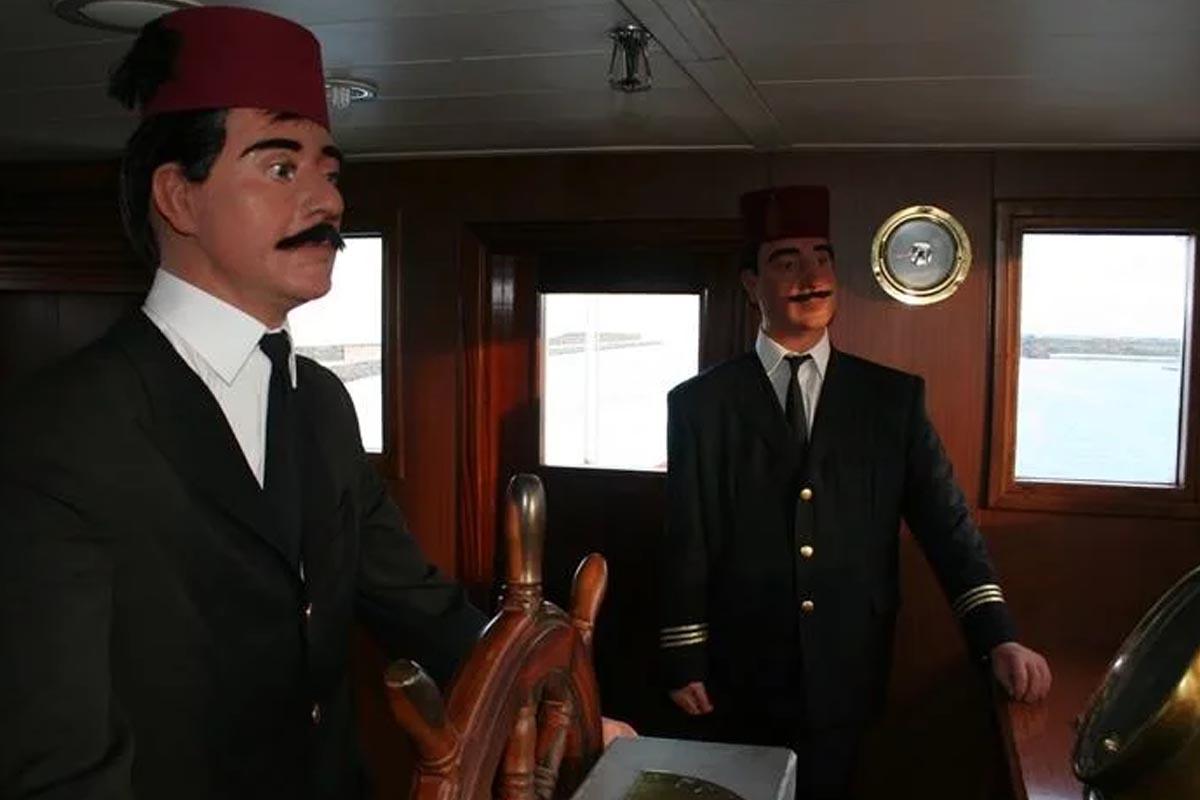 Samsun Bandırma Gemisi