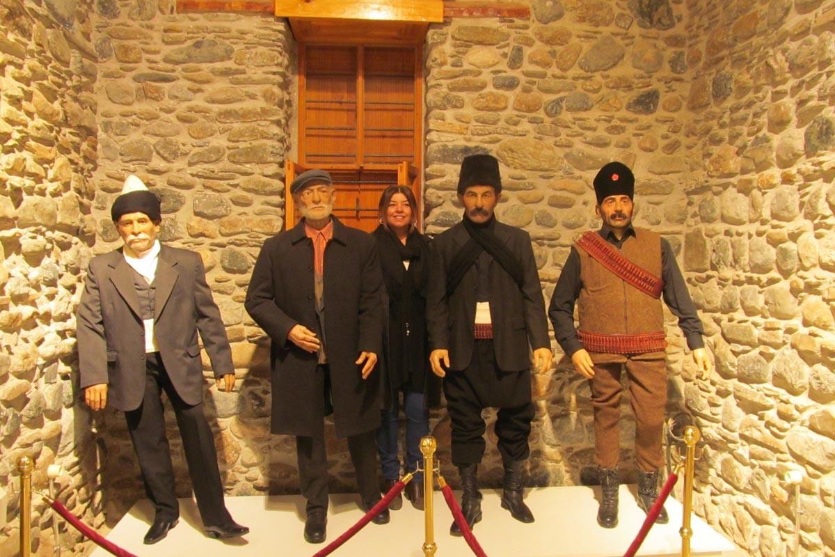 Dörtyol İlk Kurşun Müzesi