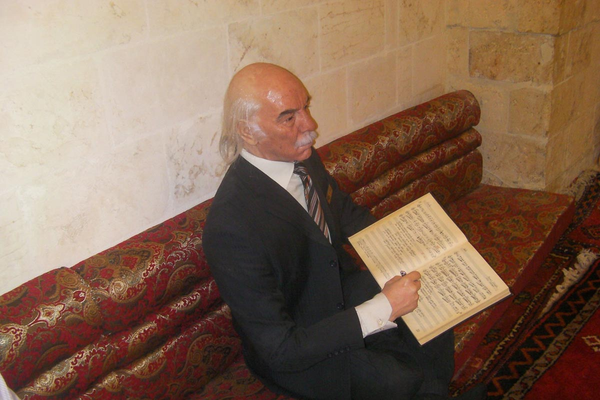 Urfa İbrahim Tatlıses Müzesi