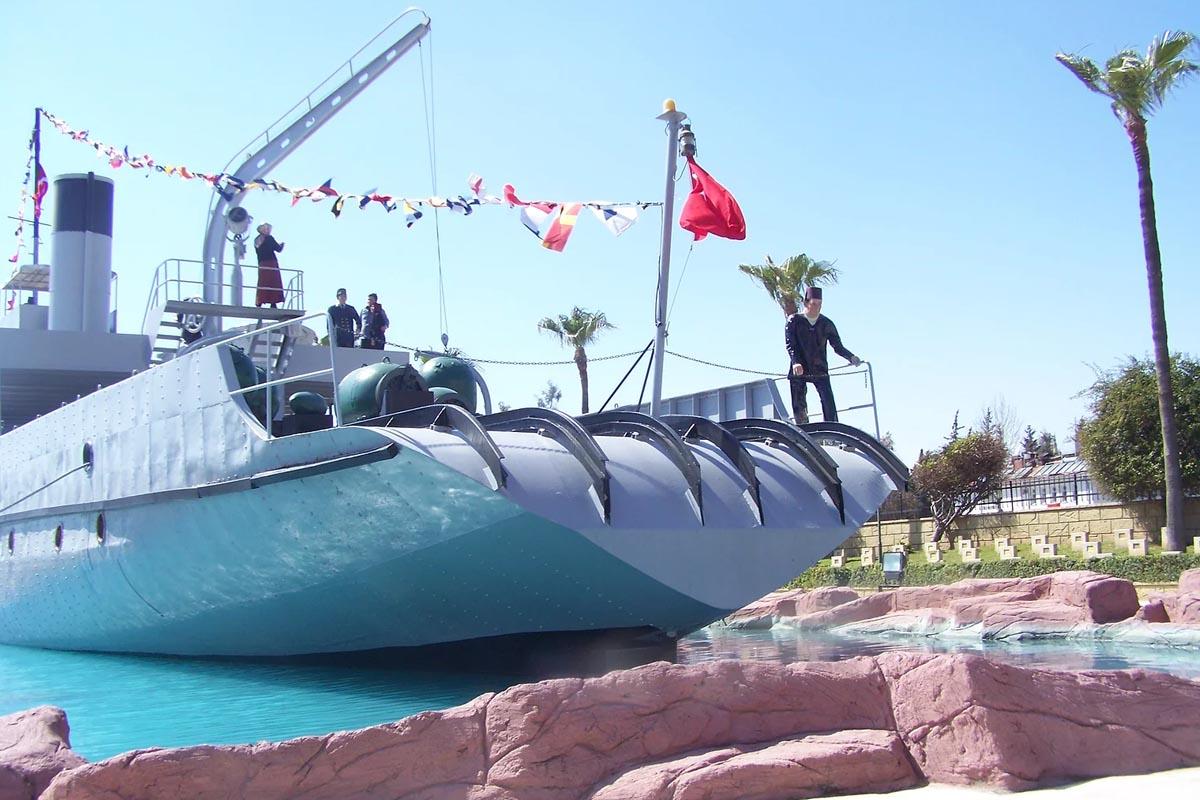 Tarsus Nusret Mayın Gemisi