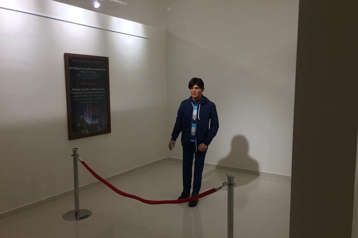 Çorum 15 Temmuz Şehitler Müzesi