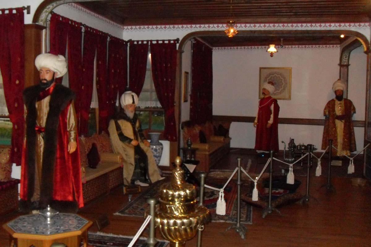 Amasya Şehzadeler Müzesi