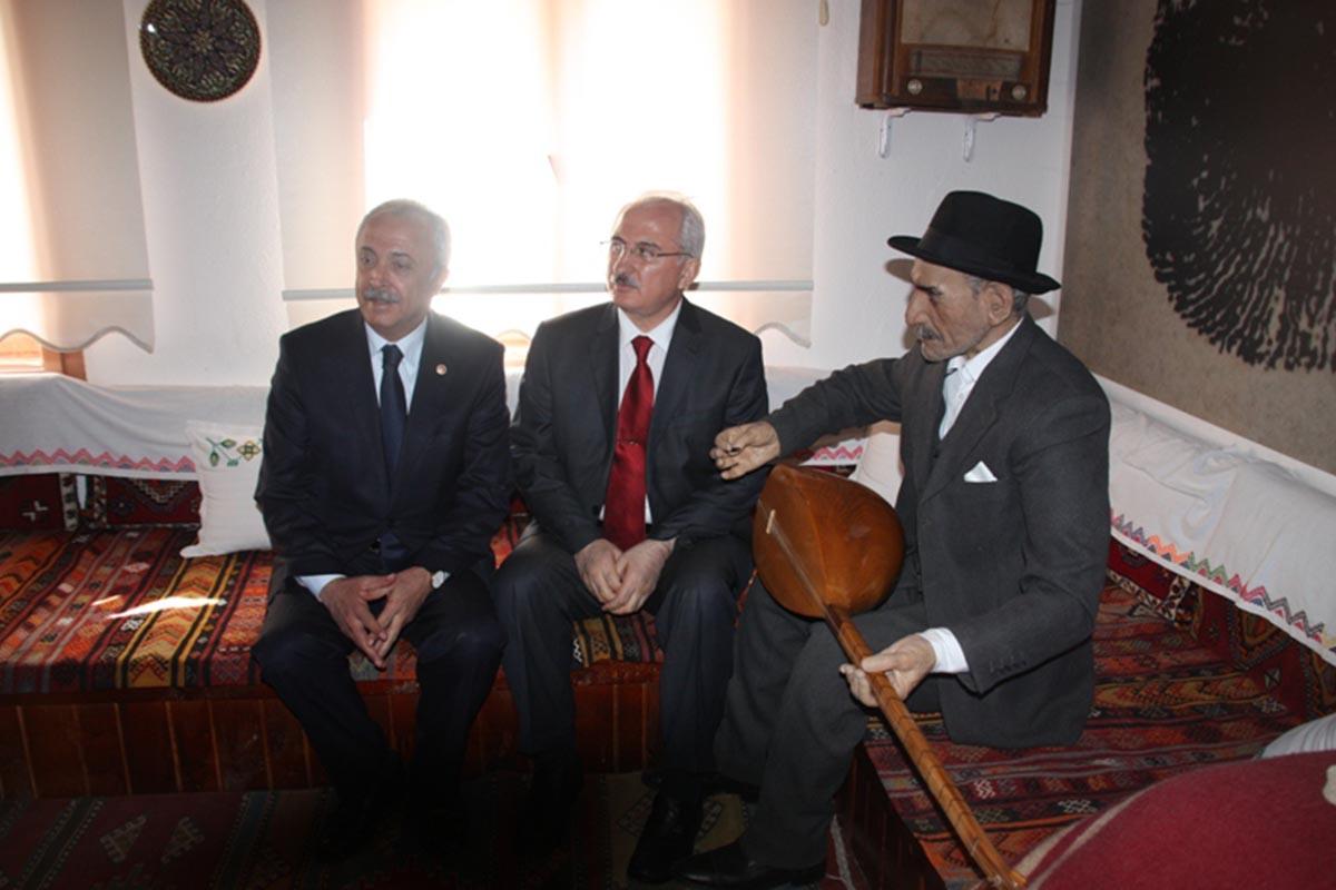 Sivas Aşık Veysel Müzesi