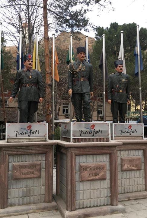 Yusufeli Anıtı